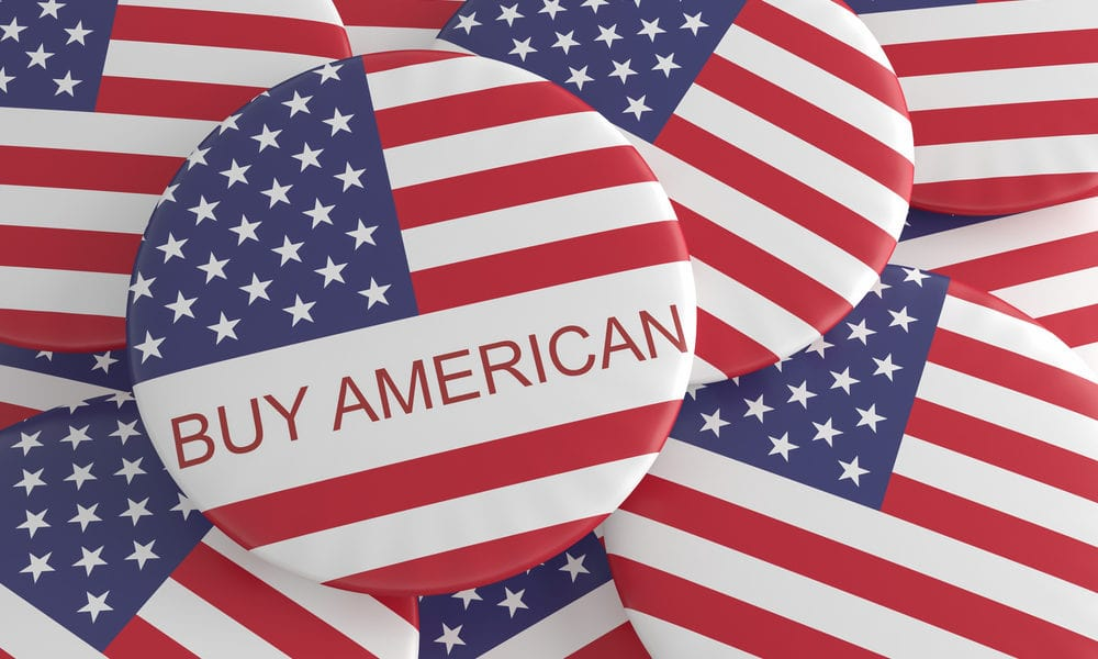 New Changes to the Buy American Requirements for 2021